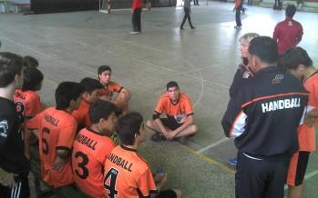El handball de Escobar lidera en divisiones inferiores