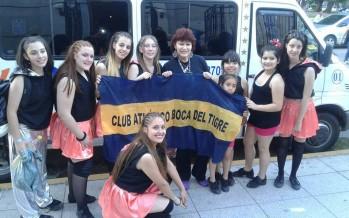 Tres grupos de baile de Silvia Levi competirán en las finales de Gym on Stage