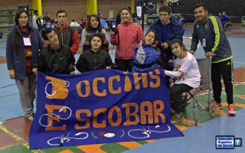Escobarenses del área especial jugaron el Torneo Nacional de boccias