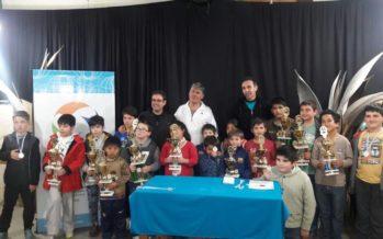 Se jugó el 1º Torneo Escolar de Ajedrez en el Círculo de Escobar