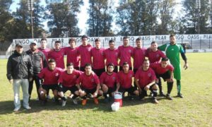 Foto Futbol Escobar