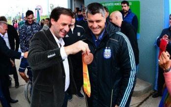 """Sujarchuk: """"El deporte es un eje para que la gente se encuentre"""""""