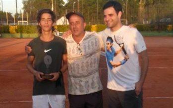 Canel y Ferlaino ganaron los torneos de categoría A y B en el club Independiente