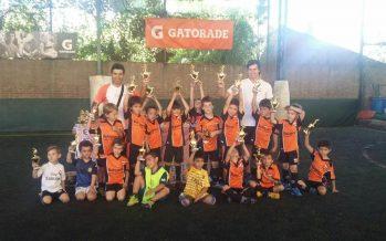 La Escuela Multideportiva para chicos, la nueva propuesta de Bolagama