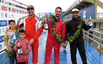 D´Angelo ganó en el Mouras y lidera en TC 1100, Cordani y Marziano fueron 2º