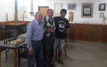 Rito Encinas se quedó con el Torneo Otoño del Círculo de Ajedrez