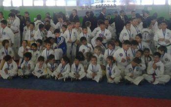 """El torneo de taekwondo """"Ciudad de Escobar"""" reunió a 250 competidores"""