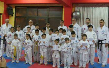 Graduaciones para taekwondistas de la Organización Zona Norte