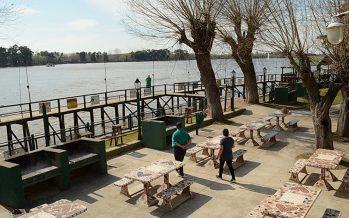 """Concurso """"Niño Pescador"""", almuerzo y obras finalizadas en el Club de Pescadores"""