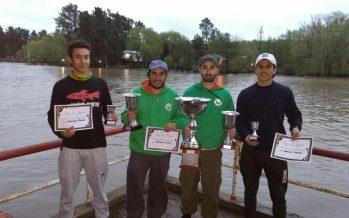 Los escobarenses Sierra y Domenech ganaron las 8 horas en Villa La Ñata