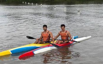 Palistas de Escobar hicieron podio en el Campeonato Argentino de Canotaje
