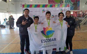 Oro en atletismo, plata y bronce en taekwondo, los nuevos logros locales