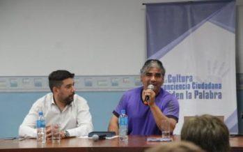 """""""Beto"""" Rodríguez hizo un relato de su vida en el Concejo Deliberante"""