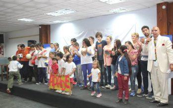 """""""Incluir Está de Moda"""" tuvo su desfile en el Concejo Deliberante de Escobar"""