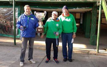 Marcos Domenech ganó las 12 horas y es campeón del ranking anual del club