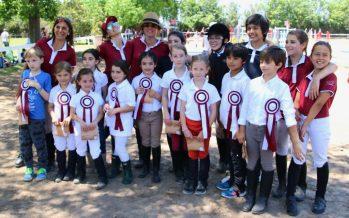 Equidepor fue sede de una fecha del campeonato de ponys y complementarios