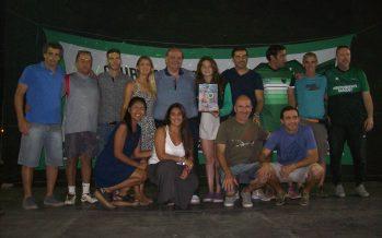 Nueva Fiesta del Deporte en CAIDE, con Candela Nieves como la mejor del año