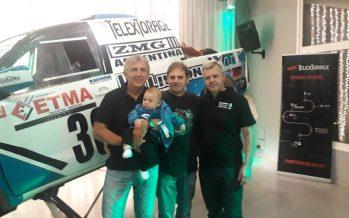 El escobarense Schilling volverá a estar en el Rally Dakar, como acompañante