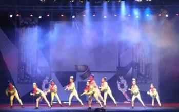 Exitosas presentaciones de las chicas de Silvia Levi en las finales de Gym On Stage