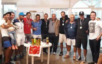 Torneo de dobles americano y premiaciones en el Club Independiente