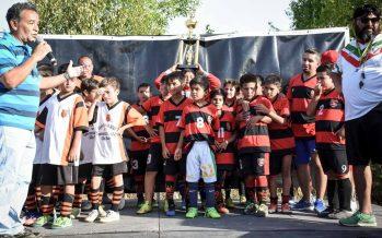 Flamengo Fútbol Club, de Garín, ganó el torneo relámpago de la Municipalidad