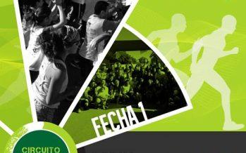 Se corre la 1° fecha del Circuito Running, en Garín, con 3 y 6 kilómetros
