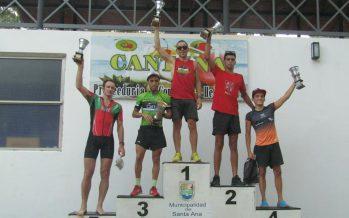 Villarruel cerró el Campeonato Entrerriano siendo campeón de su categoría