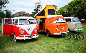 Exposición gratuita de autos antiguos y de colección en el predio Floral