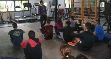 Nuevos cursos de fitness, preparación física y acompañante terapéutico