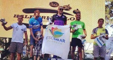 Villarruel 1° en su categoría en el Half Ironman de Concordia y 3° de la general