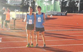 Atletas de Escobar subieron al podio en el Campeonato Nacional U18