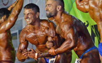 Con un súper físico, Adrián Siri salió 2° en el torneo Arnold Classic de Brasil