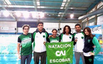 Nieves y Giménez ganaron medallas en el Nacional de juveniles y juniors