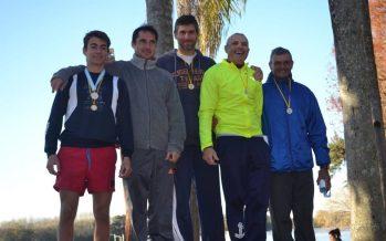 Los palistas Cascelli y Paganotto se quedaron con la 18° Vuelta al Carabelas