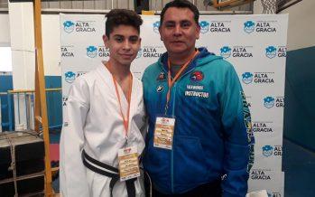 Valentín Farías estará en el Mundial de Taekwondo ITF Alemania 2019