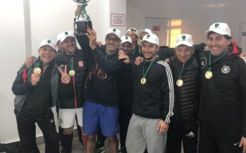 Brasil se quedó con el título en el Torneo de Fútbol de Independiente