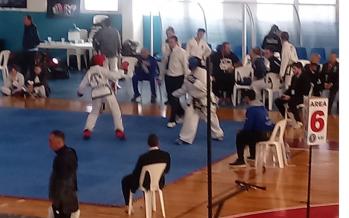 La escobarense Narellé Sava también competirá en el Mundial de Taekwondo
