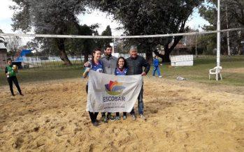 Escobar ya clasificó a Mar del Plata en tres deportes de los Bonaerenses