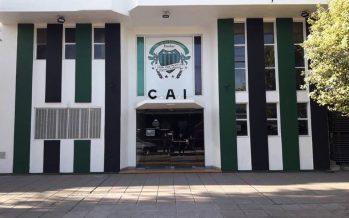 El Club Independiente renovó el frente de su sede social