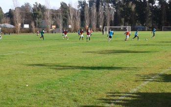 Deportivo Armenio y Defensores de Zárate se enfrentaron en Doble55inco
