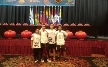 Un escobarense competirá en el Mundial de wushu kung-fu, en Brasil