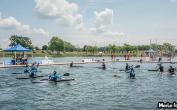 18 jugadores escobarenses compitieron en el Mundial de kayak polo, en Canadá