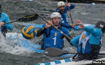 Se juega la final de la Copa Argentina de Kayak Polo en Escobar