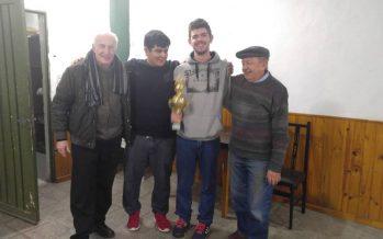 Francisco Pérez ganó el Torneo de Invierno del Círculo de Ajedrez