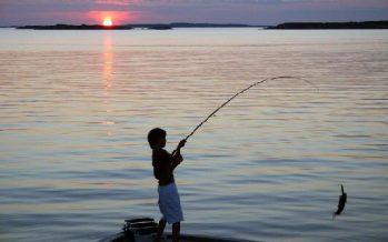 Septiembre a full para el Club de Pescadores: concurso para niños y asado