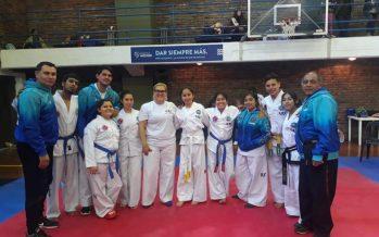 Decenas de medallas para taekwondistas de la OZN en el Torneo Buenos Aires