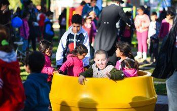 La Municipalidad celebrará el Día del Niño en todos los polideportivos