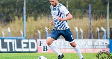 El escobarense que dejó el fútbol español y ahora juega en Sportivo Barracas