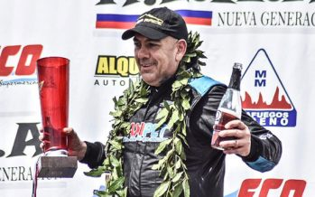 Gustavo Girotti ganó en el autódromo de Bs. As, en Turismo Internacional