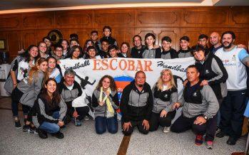 Escobar logró sus primeras medallas, con Sujarchuk presente en Mar del Plata